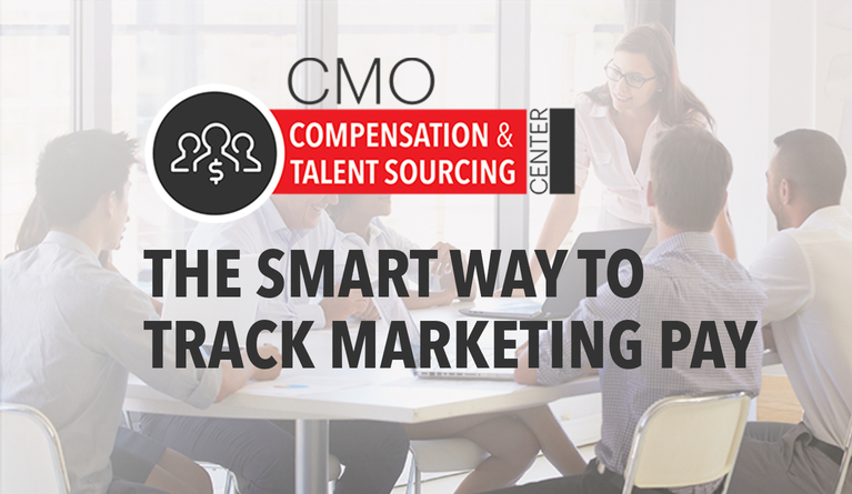 CMO Compensation Center The smart way to track marketing pay