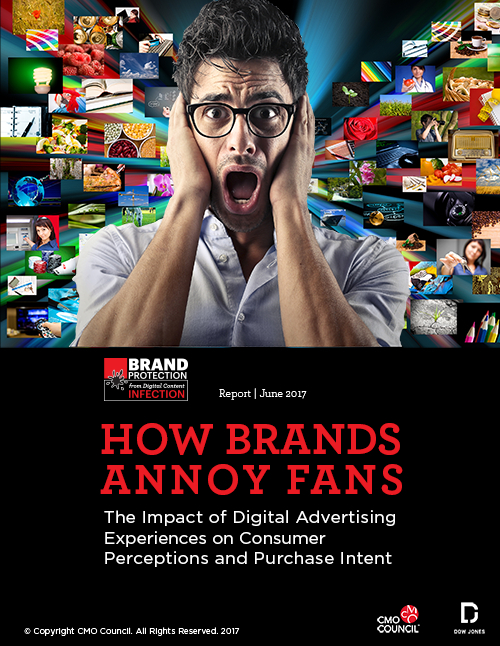 How Brands Annoy Fans Report Cover