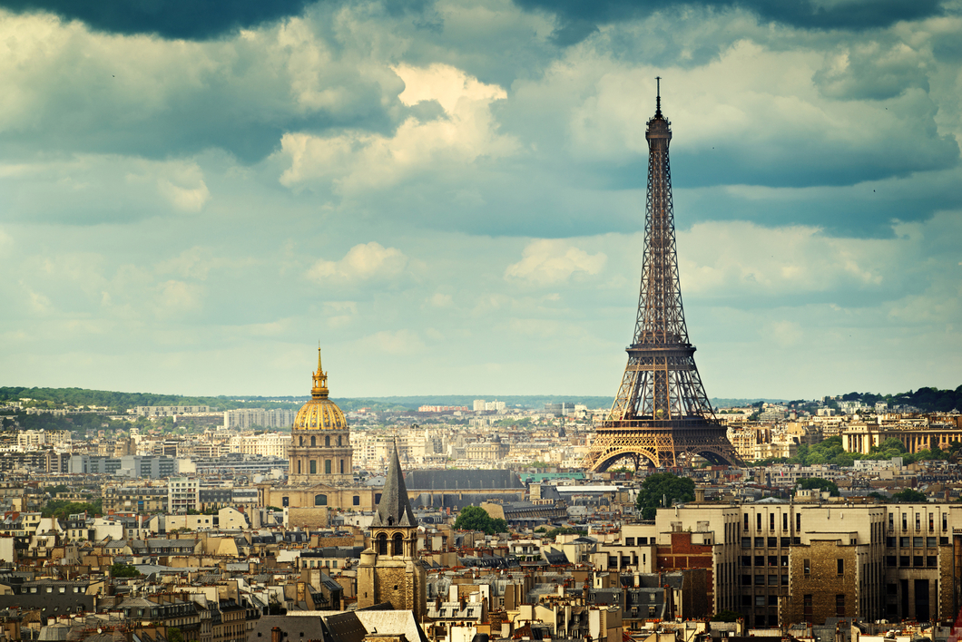 Skyline of Paris