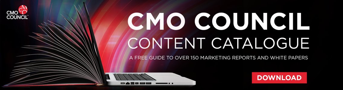 CMO Council Content Catalog