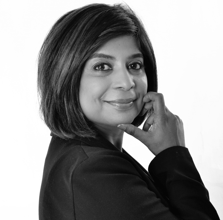 Headshot of Audrey Naidoo