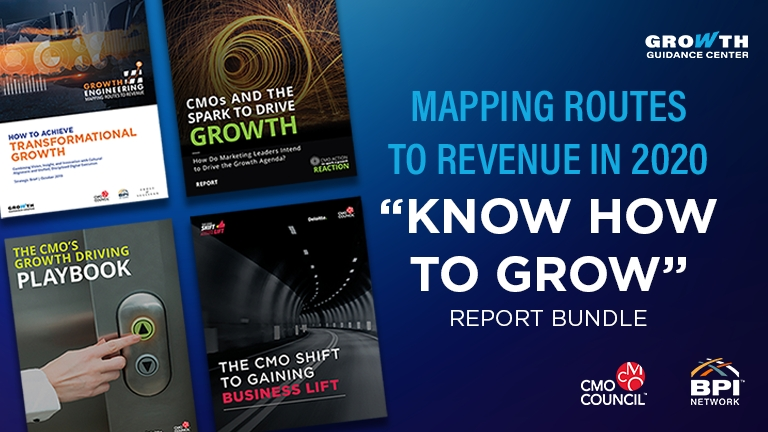 Mapping routes to revenue