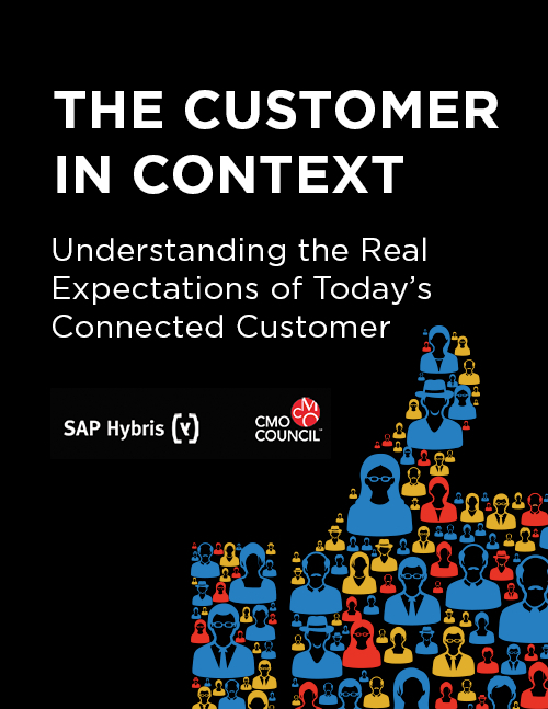 The Customer In Context Report Cover