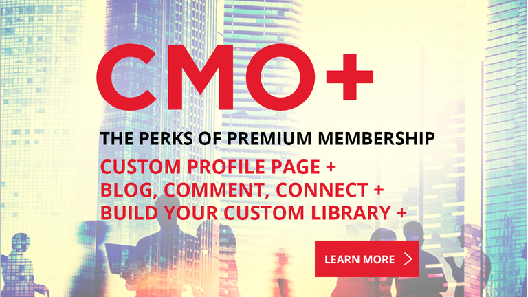CMO Council Premium Membership Center