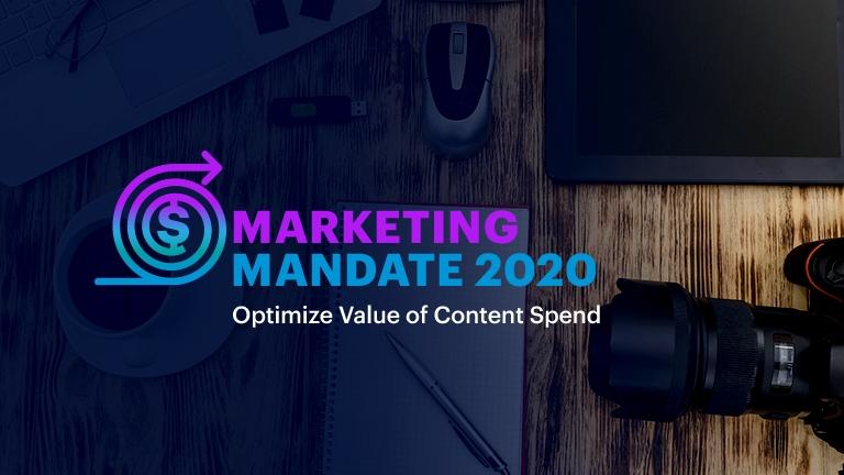 Optimize Value of Content Spend