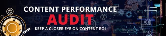 Content Performance Audit